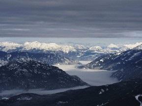 Ванкувер-2010: Тепла погода заважає підготовці олімпійських трас