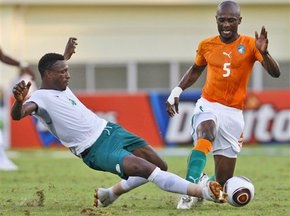 Главный фаворит Кубка Африки не смог победить Буркина-Фасо