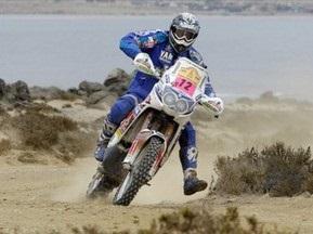Дакар-2010: Фретіньє переміг на другому етапі в класі мотоциклів