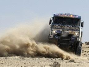 Дакар-2010: Чагин выиграл первый этап
