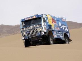 Дакар-2010: Чагин победил на шестом этапе и упрочил лидерство в общем зачете