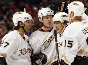 NHL: Утки vs Ястребы