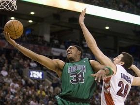 NBA: Селтікс перемагають у Канаді
