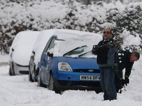 В Англии отменили еще один матч из-за сложных погодных условий