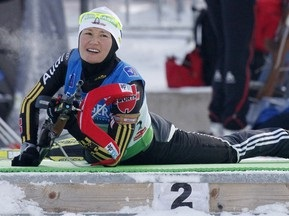 Оберхоф: Хаусвальд перемагає в спринті