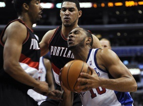 NBA: Клипперс побеждают Портленд