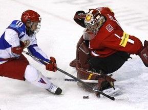 Росія програла в 1/4 молодіжного хокейного ЧС
