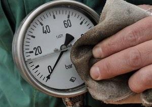 Газпром: В 2010 году цена транзита газа через Украину вырастет более чем на 50%