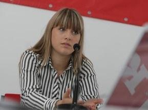 Ольга Харлан - лучшая спортсменка года в Украине