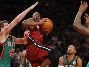 NBA: Жара в Нью-Йорке