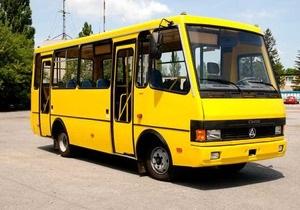 Бориспольский автозавод поставит 100 автобусов в РФ