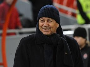 Источник: Луческу официально предложили возглавить сборную Украины