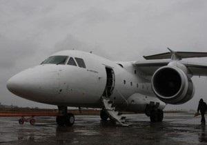 Украина передала Египту новый Ан-74