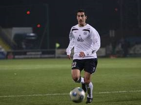 Форвард донецкого Металлурга признан лучшим футболистом Армении