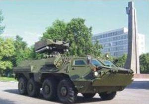 Харьковский завод им. Малышева изготовит для Ирака четыреста БТР-4