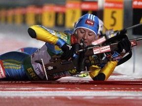 Поклюка: Вита Семеренко пришла к финишу 13-й
