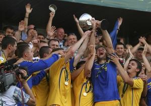 Український футбол: Підсумки 2009-го року