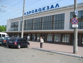 Одесский аэропорт приостановил работу в связи с непогодой