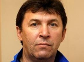 Степанищев временно заменит Захарова во главе сборной Украины