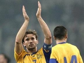Рейтинг FIFA: Україна піднялася на дві позиції