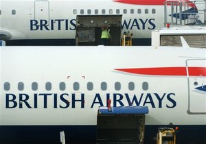British Airways намерена предотвратить забастовку бортпроводников через суд