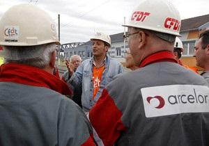 ArcelorMittal сократит десять тысяч сотрудников