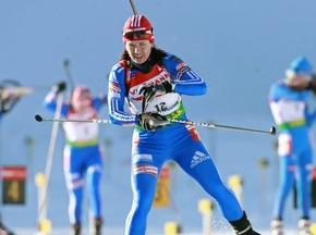 Російська біатлоністка отримала рік в язниці умовно