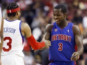 Дерон і Родні Стакі - гравці тижня в NBA