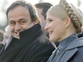 Платіні: Євро-2012 допоможе розвитку як України, так і Польщі
