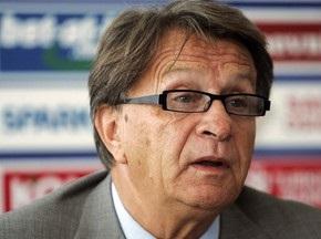 В Боснии приняли отставку Блажевича