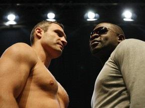 Кличко: Джонсон может бегать по рингу, но это его не спасет