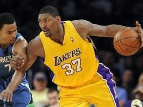 NBA: Лейкерс побеждают Миннесоту
