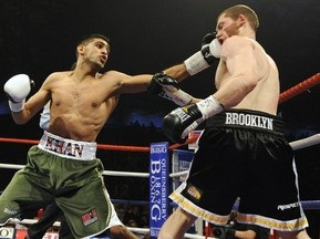 Амир Хан может отказаться от пояса Чемпиона мира WBA