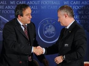Суркис: Украина выстрадала свое право принять Евро-2012