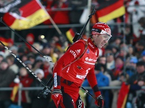 Хохфільцен: Бьорндален бере золото в спринті