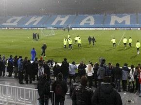 Матч Динамо - Барселона обслужать 1,3 тисячі міліціонерів