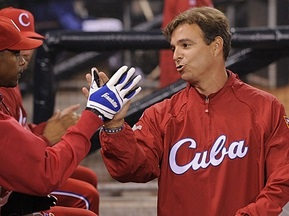 Син Фіделя Кастро став віце-президентом Міжнародної федерації бейсболу