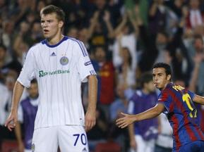 Bigmir)Спорт представляє матч Динамо - Барселона