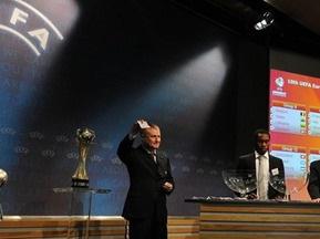 Украинские юниоры узнали соперников по отбору на Евро-2011