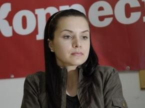 Подкопаєва стала довіреною особою Тимошенко