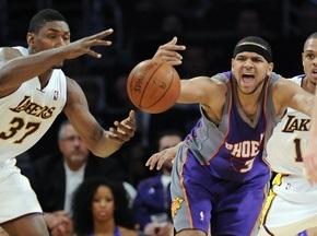 NBA: Лейкерс громят Санс