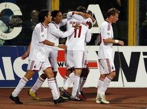 Серия А: Милан громит Сампдорию, Интер уступает Ювентусу, Рома побеждает Лацио