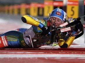 Остерсунд: Заявка сборной Украины на спринтерские гонки