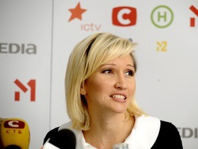 Елена Франчук: Полезно быть дочкой президента