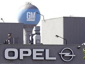 GM может закрыть завод Opel в Бельгии