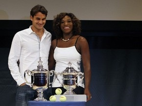 Федерер і Серена Вільямс поборються за звання найкращих спортсменів року