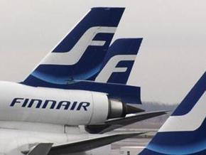 Finnair отменяет рейсы из-за забастовки персонала