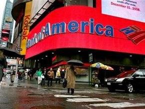 Bank of America вернет государству $45 млрд