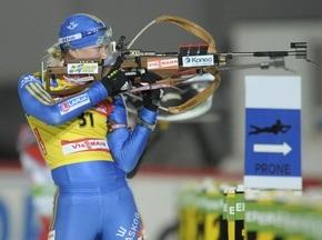 Биатлон: Шведки выигрывают индивидуальную гонку в Остерсунде