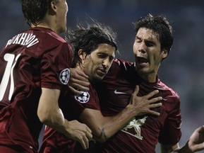 Домінгес офіційно визнаний найкращим гравцем Чемпіонату Росії-2009